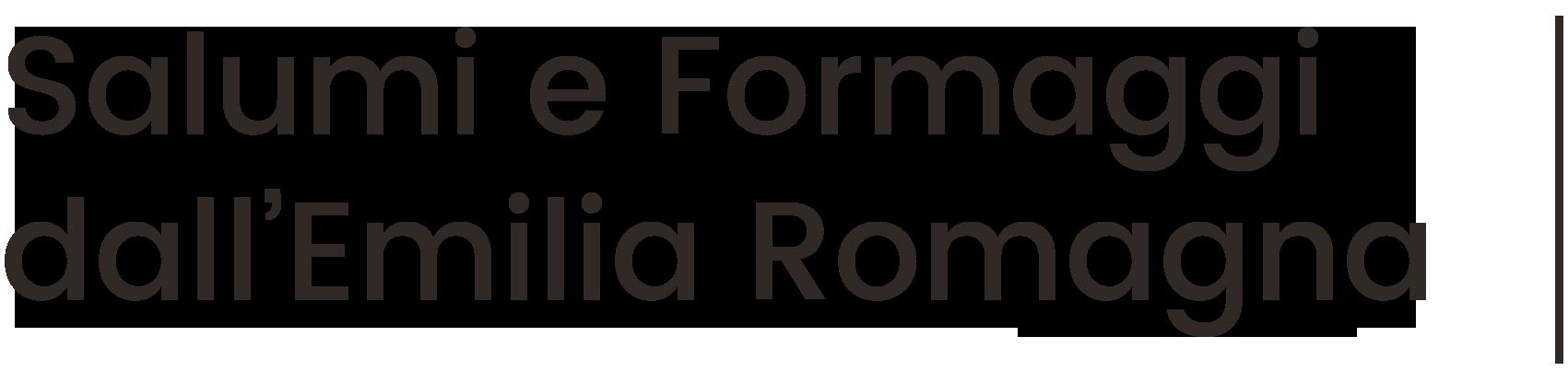 salumi emilia romagna